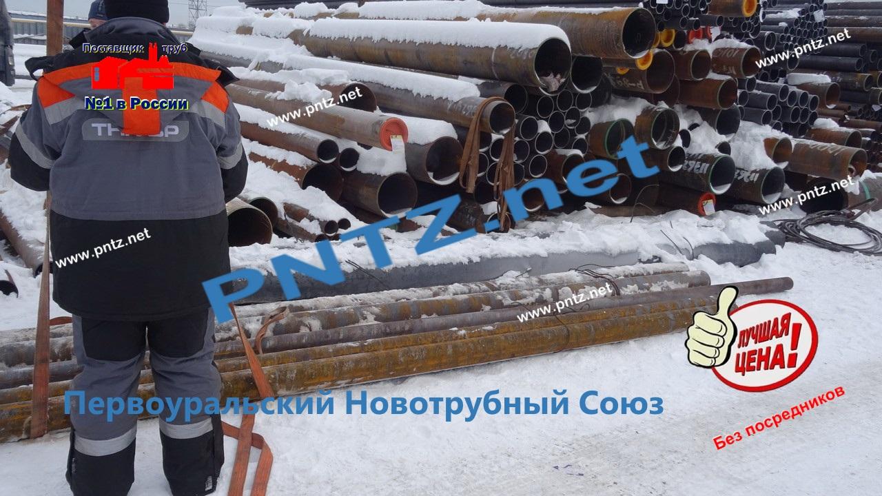 стальные бесшовные трубы