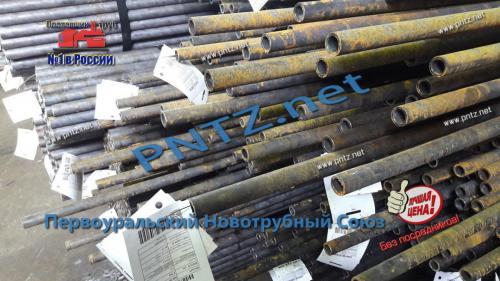 Трубы стальные бесшовные холоднодеформированные 8
